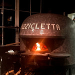 Wood fired pizza & local brews at Pizzicletta in Flagstaff, AZ