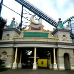Summer at Kennywood Park in Pittsburgh