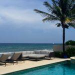 Palm Beach's Oceanfront Cabanas: A Visual Tour