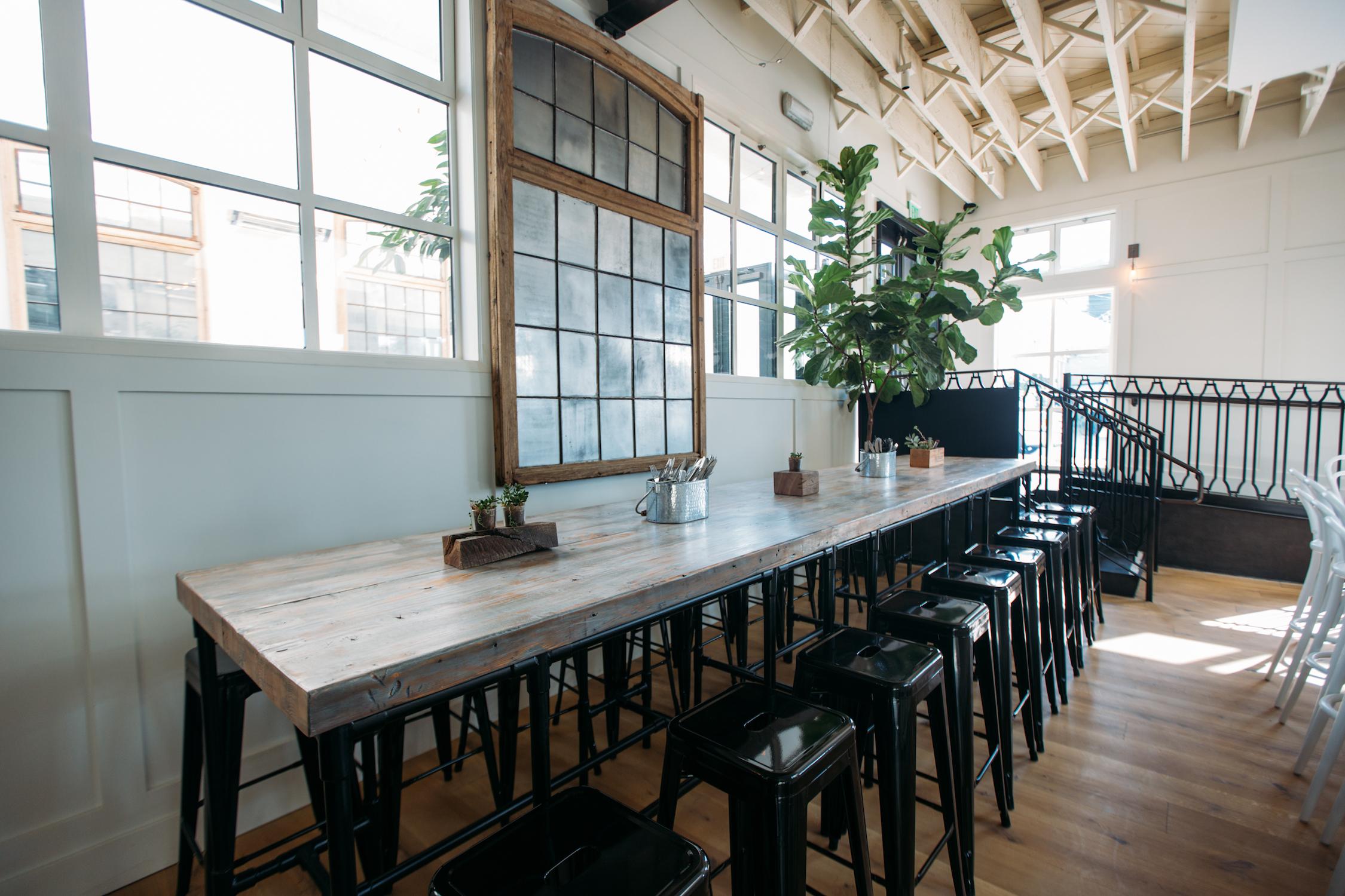 Look Inside Two of LA\'s Hottest New Restaurants: Venice\'s Greenleaf ...