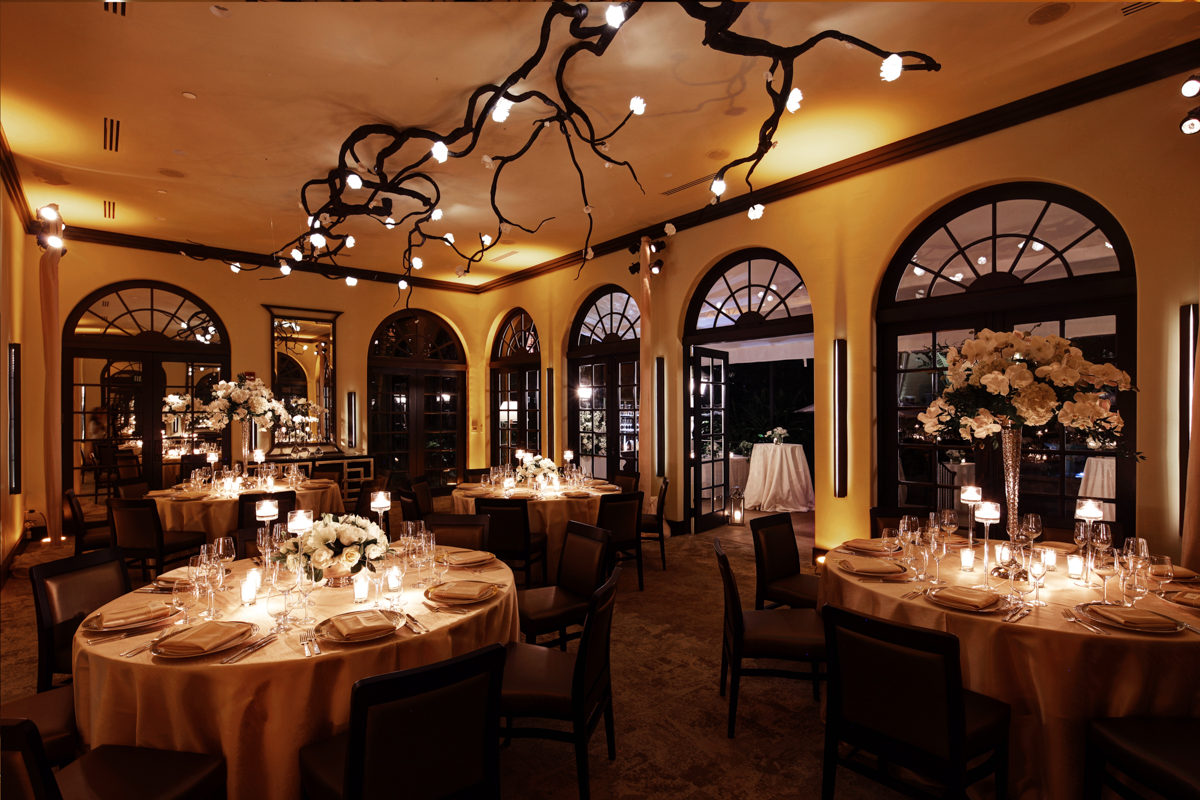 Part Of The Private Dining Room